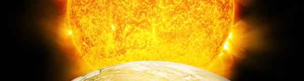 太陽活動の気候影響