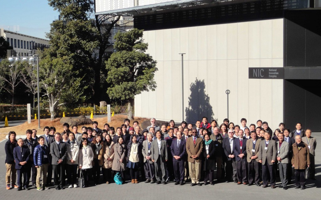 PSTEP-1 group photo 20160113